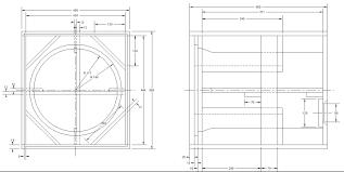 Bass Reflex Cabinet Design Reflex Design Speakerplans Com Forums