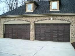 dark garage doors garage door walnut brown dark brown garage door paint dark garage door colors