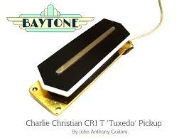 charlie christian style pickup £65 00 hand built