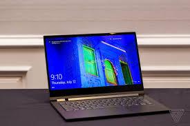 Best Laptop Hinge Design Lenovos Yoga C930 Laptop Puts A Speaker In The 360 Degree
