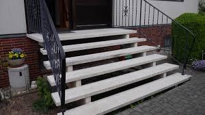 So betonieren sie ihre treppe richtig. Aussentreppe Sanieren Renovieren Lassen Wohnfuhlkonzept Natursteinplatten