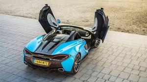 2018 mclaren 570s spider specs. exellent mclaren mclaren 570s spider first drive rear 34 doors open intended 2018 mclaren 570s spider specs f