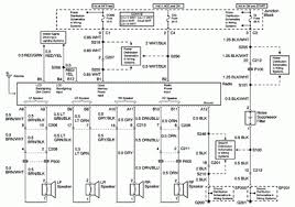 pontiac grand prix stereo wiring diagram wiring diagram pontiac radio wiring diagram image about