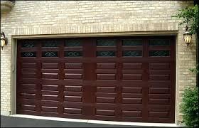 garage door repair install ca regarding in designs 4 full custom wood garage doors within remodel ace overhead door