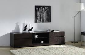Wenge Living Room Furniture Echo Tv Stand By Beverly Hills In Wenge W 4 Drawers