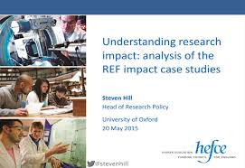 Impact of Social Sciences     Mining the REF impact case studies for