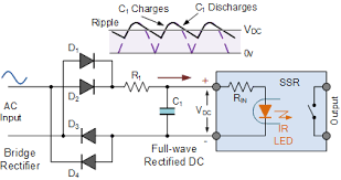 solid state relay or solid state switch ac solid state relay input