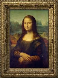 the mona lisa painting is the most known most parod most sung and most written about work of art in the world