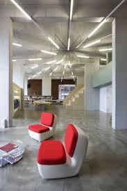 Inspiration: Creative Fluorescent Lighting Arrangements - Office Snapshots  - orientacin de luz