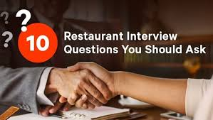Hr Assistant Interview Questions 10 Restaurant Interview Questions You Should Ask Toast Pos
