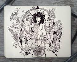 Dream Catcher Anime Interesting 32 Dreamcatcher By Picolokun On DeviantArt