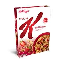 kellogg s special k red berries cereal