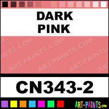 Duncan Concepts Color Chart Dark Pink Concepts Underglaze Ceramic Paints Cn343 2