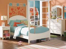 Orange Accessories For Bedroom Mesmerizing Little Girls Bedroom Design Ideas With Amusing Decor