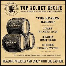 The kraken has been a big player in the spiced rum space since it launched in 2009, owing variously to its evocatively maritime bottle, dark black color, and exceptionally high quality. Popsugar Drinks Alcohol Recipes Mixed Drinks Recipes Liquor Drinks