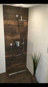 Dusche Holzoptik Fliesen Design In 2019 Badezimmerideen