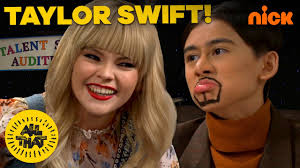 Taylor Swift Talent Show Gets Personal! | All That - YouTube