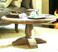 round pedestal coffee table coffee table pedestal round pedestal coffee table unfinished round coffee table inspiring