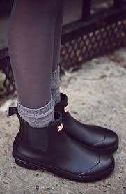 Hunter original refined chelsea boots. Pin On Style