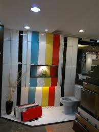 White Porcelain Wall Tile In Image Kids Bathroom Ideas Has Recessed Light  In White Ceiling White ...