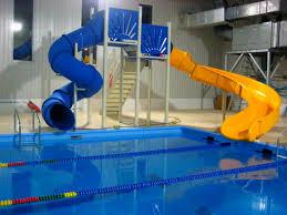 above ground pool slide. Indoor Above Ground Pool Slide