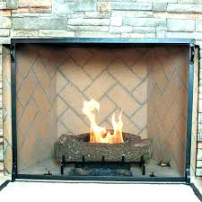 free standing fireplace screens free standing fireplace screens glass door freestanding with doors decorative free standing