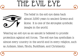 What is The <b>Evil Eye</b>?