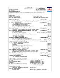 written resume writing resume jared mcdaris