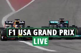 F1 US Grand Prix LIVE RESULTS: Verstappen WINS despite Hamilton pressure to  extend Driver's Championship lead – reaction • Leakers Post