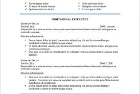 Bistrun Resume Font Size And Format Stunning Best For A Cover