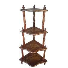 corner racks furniture. wooden corner stand racks furniture