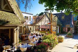 the carmel journals fairy tale cottages historic buildings tour part 2