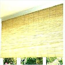 outdoor bamboo shades for patio home depot window interior decor ideas roll up blinds indoor sun beautiful outdoor blinds