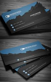 Modern Business Cards Design 26 Creative Examples Design