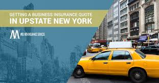 getting a business insurance quote in new york