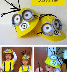 fancy dress costume ideas diy minion costume