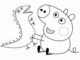 Coloriage Peppa Pig Gratuit Frais Photographie Peppa Pig Meilleure