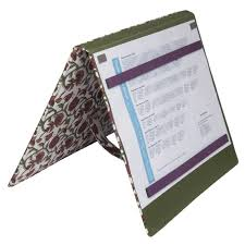 Knitters Pride Fold Up Style Pattern Holder At Webs Yarn Com