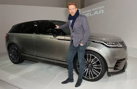 2018 land rover velar release date. perfect 2018 damien lewis range rover velar throughout 2018 land rover velar release date