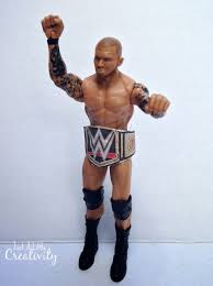 Small Picture How to Make a WWE Action Figure Toy Title Belt With a Video