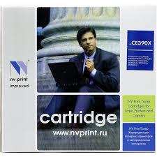 <b>Картридж NV-Print CE390X</b> Черный (Black) — купить, цена и ...