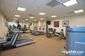 fitness center at the hilton garden inn denver downtown