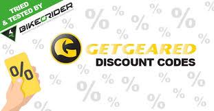 GetGeared Discount Codes 3 Codes Valid November '19