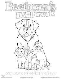 Cartoon Critters - coloring pages directory