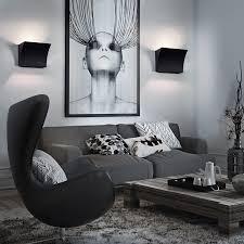 Slaapkamer Zwart Wit Zilver Cool Behang Slaapkamer Zwart Wit Design