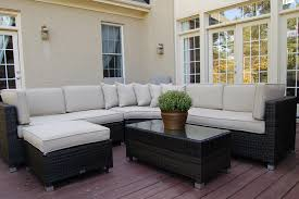 outdoor living spaces furniture 3951 home and garden photo outdoor living room set
