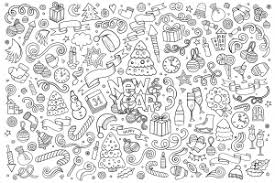 Small Picture Happy New year Coloring pages for adults JustColor