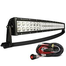 mictuning curved 32″ 180w 3b239c cree led work light bar combo mictuning curved 32 180w 3b239c cree led work