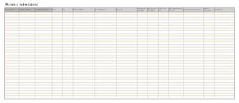 excel work log template logs office com