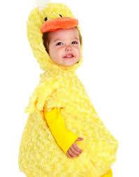 duck boys toddler costume